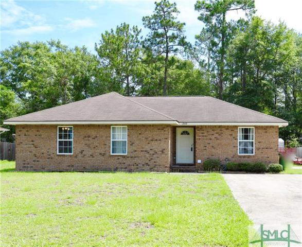 1342 Loblolly Drive, Hinesville, GA 31313 (MLS #208931) :: The Sheila Doney Team
