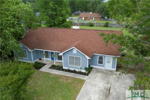 283 Lemans Drive, Bloomingdale, GA 31302 (MLS #208938) :: The Randy Bocook Real Estate Team