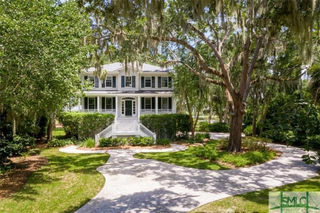 13 Marsh Tower Lane, Savannah, GA 31411 (MLS #208965) :: Keller Williams Realty-CAP