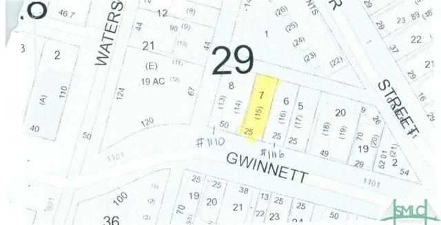 0 E Gwinnett Street, Savannah, GA 31401 (MLS #208998) :: McIntosh Realty Team