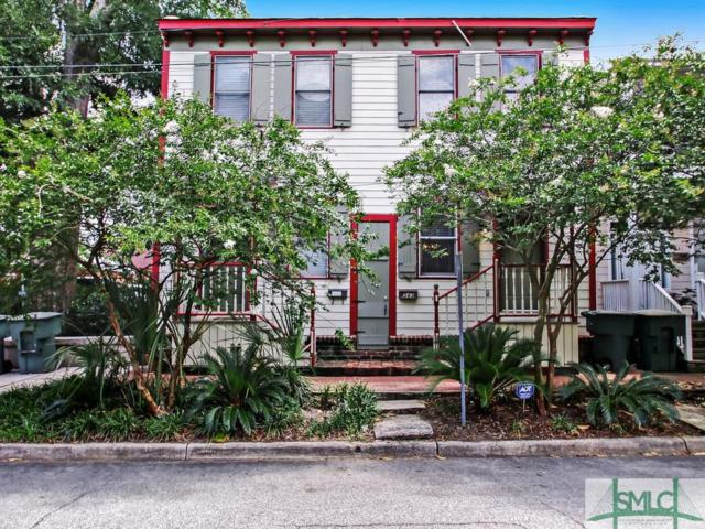 543 E Gordon Street, Savannah, GA 31401 (MLS #209011) :: Teresa Cowart Team