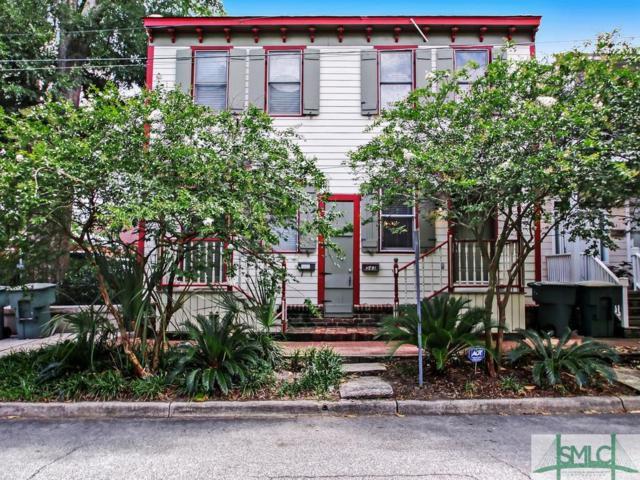 543 E Gordon Street, Savannah, GA 31401 (MLS #209011) :: The Arlow Real Estate Group