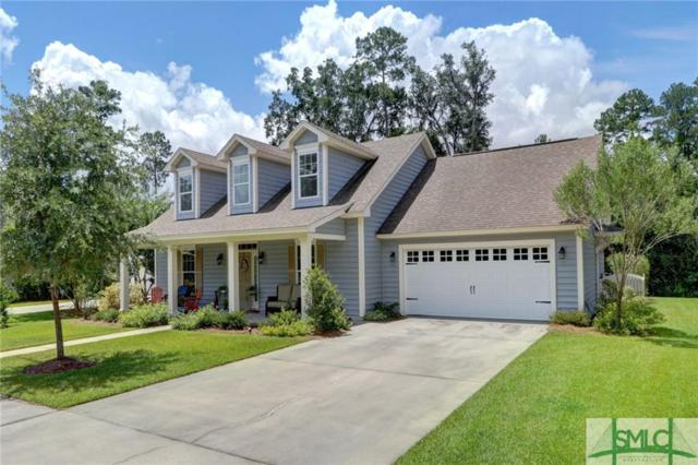 28 Harvest Moon Drive, Savannah, GA 31419 (MLS #209013) :: Liza DiMarco