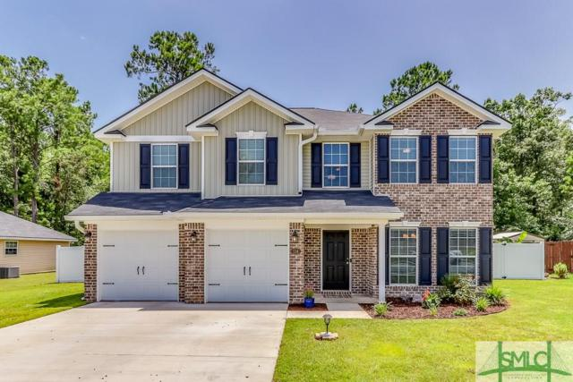 114 Drayton Court, Midway, GA 31320 (MLS #209022) :: The Arlow Real Estate Group