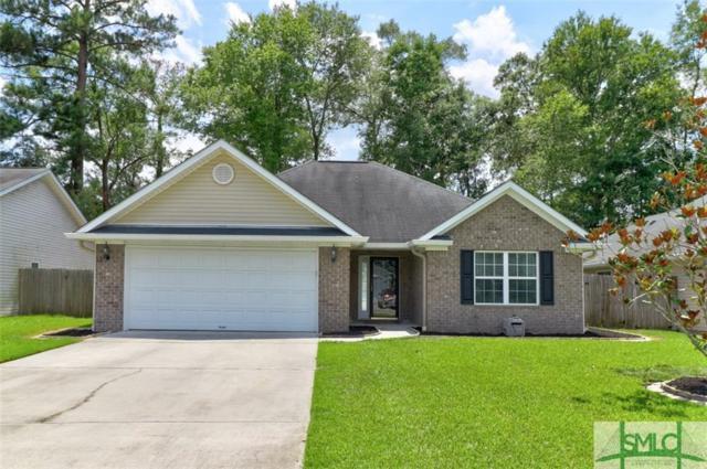 158 Fontenot Drive, Savannah, GA 31405 (MLS #209044) :: The Arlow Real Estate Group
