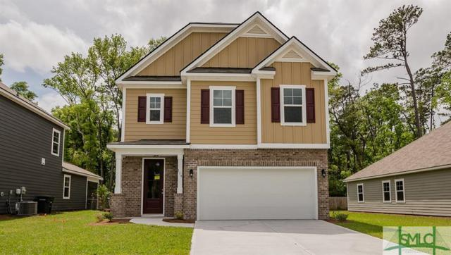 106 Saddle Street S, Pooler, GA 31322 (MLS #209053) :: The Randy Bocook Real Estate Team