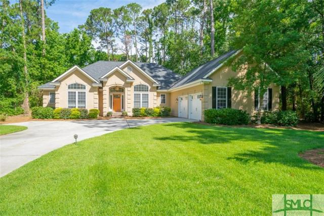 20 Franklin Creek Road S, Savannah, GA 31411 (MLS #209081) :: The Arlow Real Estate Group
