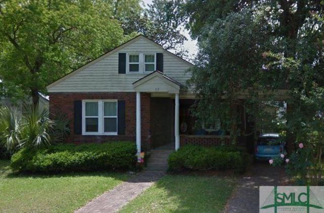 17 E 54th Street, Savannah, GA 31405 (MLS #209084) :: The Arlow Real Estate Group