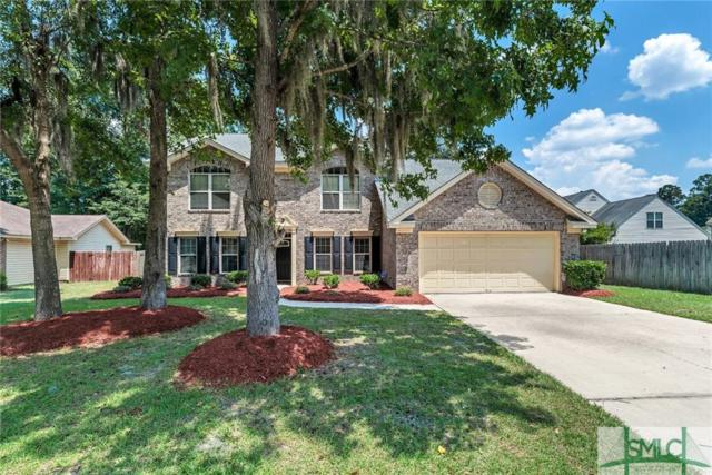 1 Great Oak Trail, Savannah, GA 31419 (MLS #209109) :: Liza DiMarco