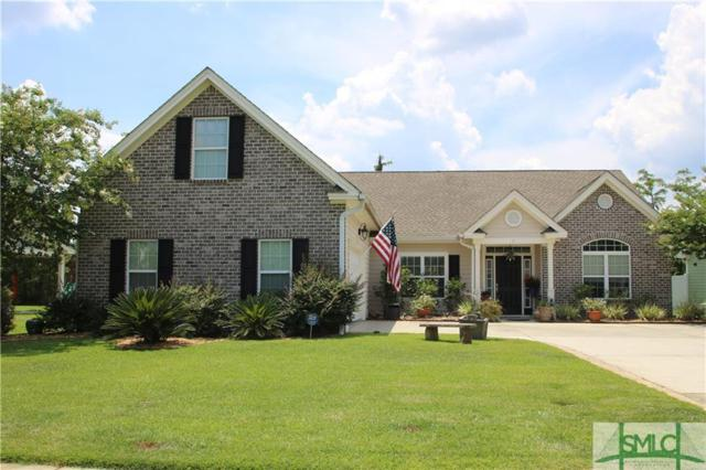 2 Belle Gate Court, Pooler, GA 31322 (MLS #209145) :: The Randy Bocook Real Estate Team