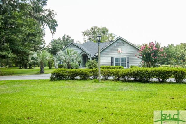 50 Red Hawk Road, Midway, GA 31320 (MLS #209151) :: RE/MAX All American Realty