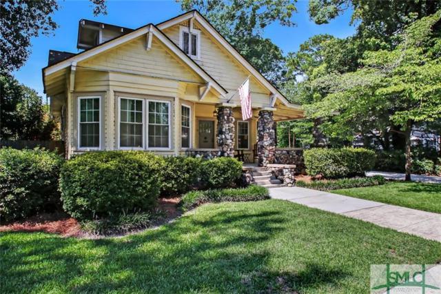 15 Columbus Drive, Savannah, GA 31405 (MLS #209171) :: Keller Williams Realty-CAP
