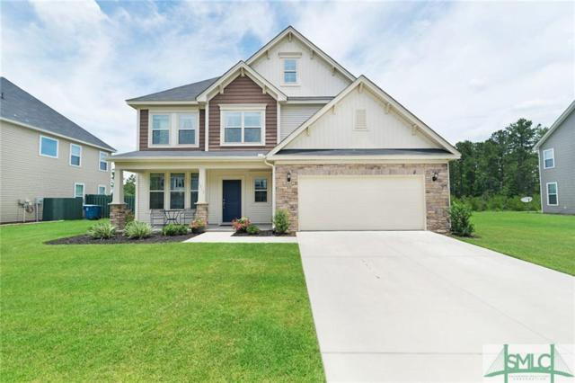 1717 Castleoak Drive, Richmond Hill, GA 31324 (MLS #209195) :: Teresa Cowart Team