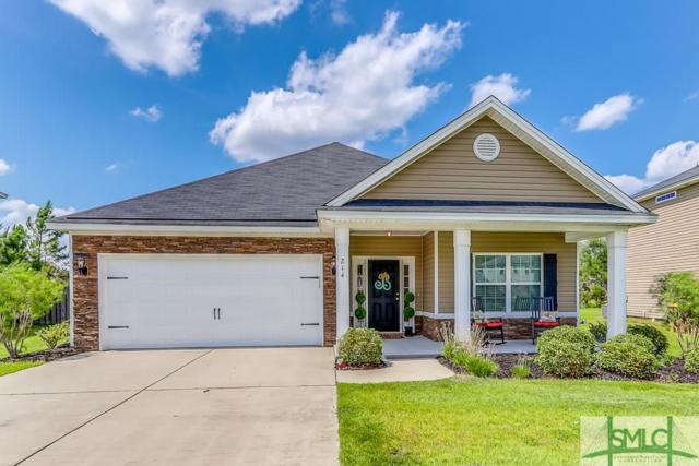 214 Cypress Creek Lane, Guyton, GA 31312 (MLS #209253) :: The Randy Bocook Real Estate Team