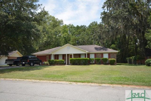 11 Tammy's Circle, Pooler, GA 31322 (MLS #209260) :: Coastal Savannah Homes