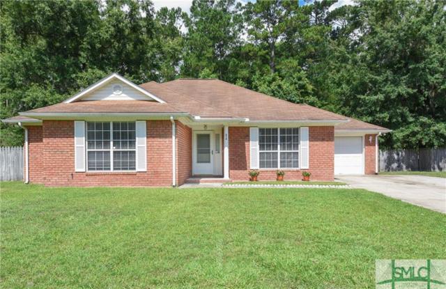 210 Easy Street, Hinesville, GA 31313 (MLS #209269) :: Teresa Cowart Team