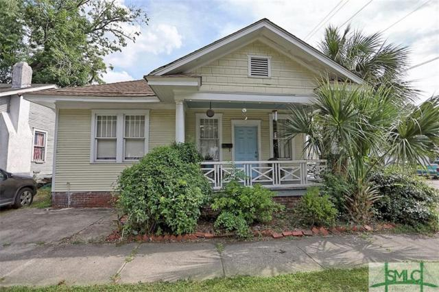 801 E 37Th Street, Savannah, GA 31401 (MLS #209270) :: Coastal Savannah Homes