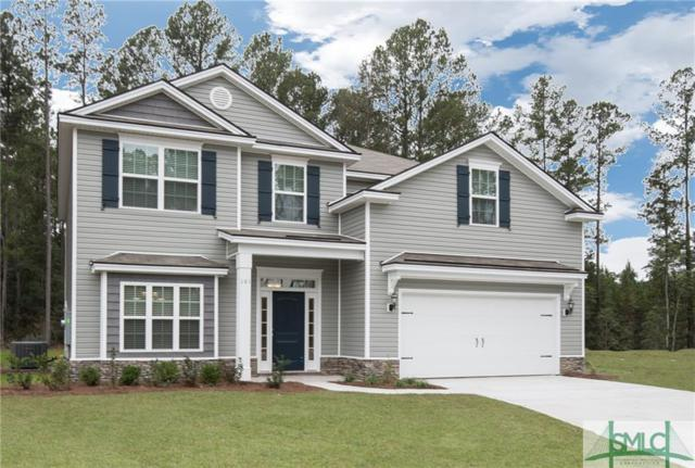 157 Red Maple Lane, Guyton, GA 31312 (MLS #209318) :: Keller Williams Coastal Area Partners