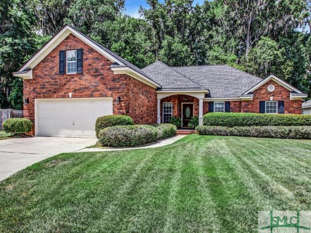 160 Junco Way, Savannah, GA 31419 (MLS #209337) :: Coastal Savannah Homes