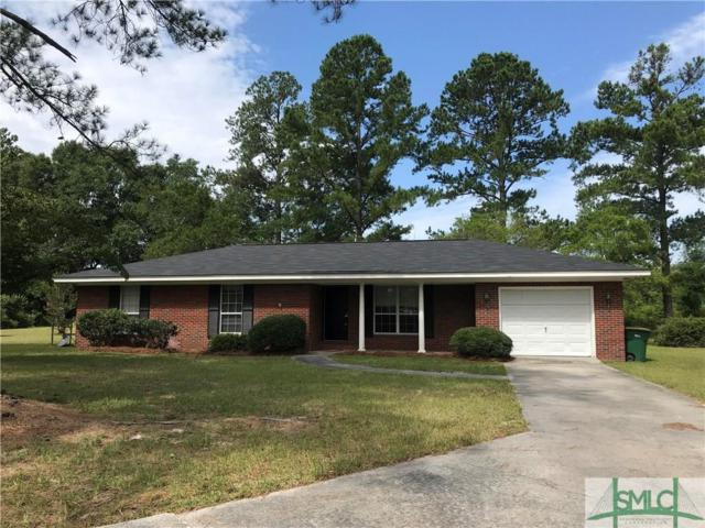 406 Hickory Street, Springfield, GA 31329 (MLS #209341) :: The Arlow Real Estate Group