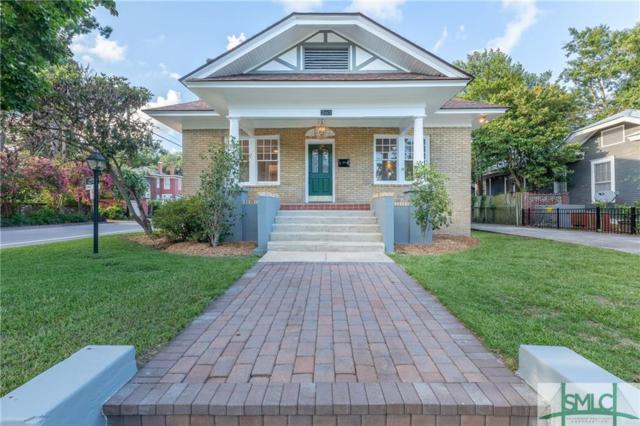 202 E 51st Street, Savannah, GA 31405 (MLS #209351) :: Coastal Savannah Homes