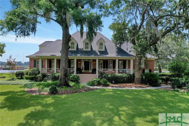 9 Bartow Point Drive, Savannah, GA 31404 (MLS #209363) :: Karyn Thomas