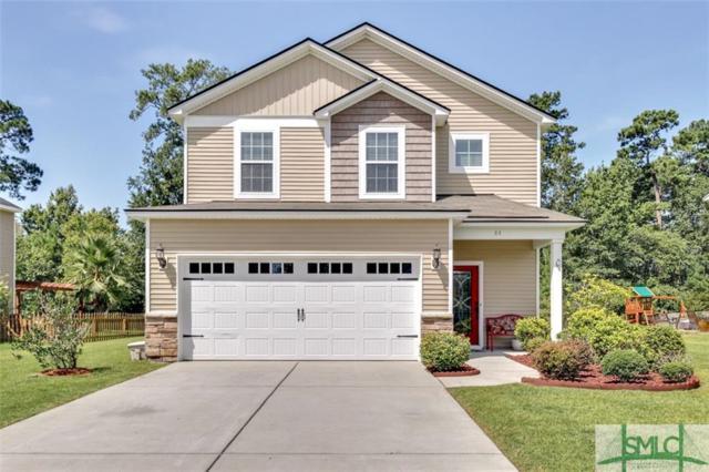 44 Hamilton Grove Drive, Pooler, GA 31322 (MLS #209364) :: Teresa Cowart Team