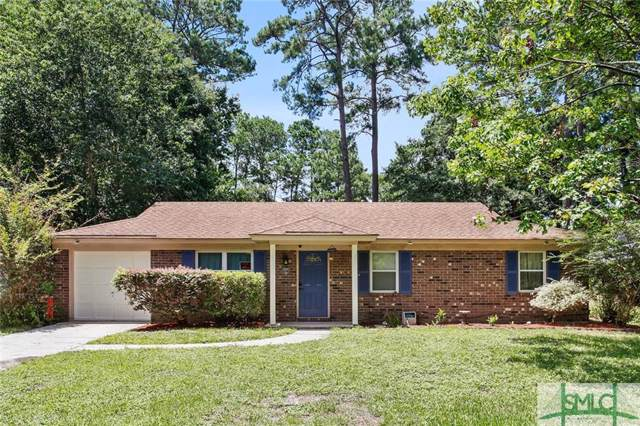 206 Westminister Road, Savannah, GA 31419 (MLS #209366) :: The Arlow Real Estate Group