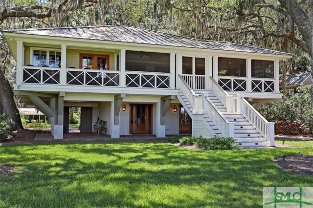 218 Battery Circle, Savannah, GA 31410 (MLS #209402) :: The Arlow Real Estate Group
