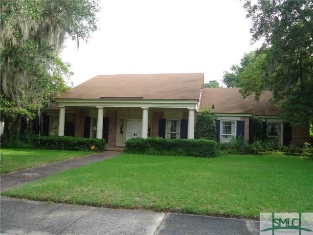106 Mclaws Street, Savannah, GA 31405 (MLS #209406) :: The Randy Bocook Real Estate Team