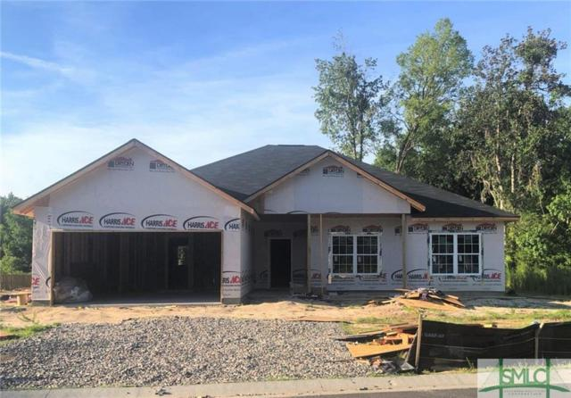 431 Meloney Drive, Hinesville, GA 31313 (MLS #209422) :: Teresa Cowart Team