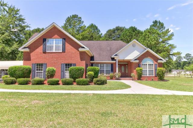 903 Olive Branch Road, Ellabell, GA 31308 (MLS #209425) :: The Sheila Doney Team