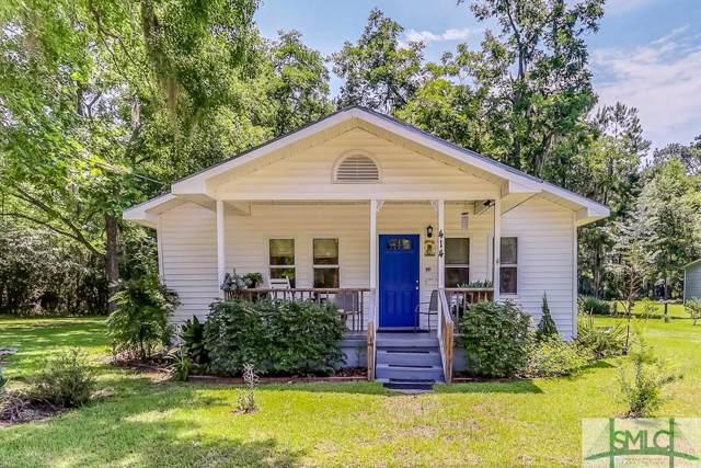 414 Hickory Street, Bloomingdale, GA 31302 (MLS #209430) :: The Randy Bocook Real Estate Team