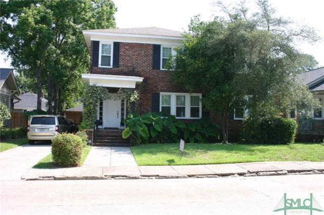 206 E 50th Street, Savannah, GA 31405 (MLS #209439) :: Coastal Savannah Homes