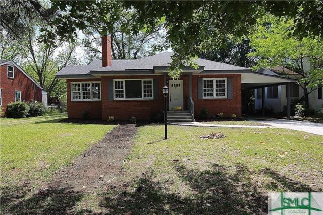 217 E 60th Street, Savannah, GA 31405 (MLS #209444) :: Coastal Savannah Homes