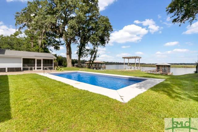 47 Warnell Drive, Richmond Hill, GA 31324 (MLS #209445) :: The Randy Bocook Real Estate Team