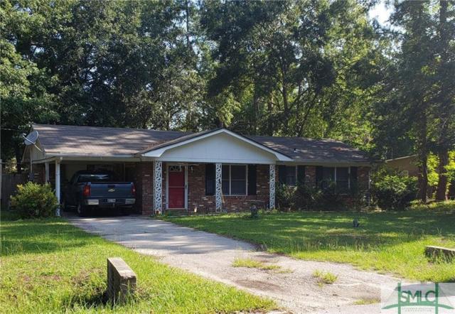 132 Fowler Street, Hinesville, GA 31313 (MLS #209447) :: Teresa Cowart Team