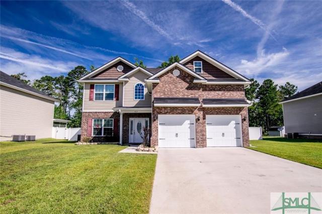 917 Oak Crest Drive, Hinesville, GA 31313 (MLS #209457) :: Teresa Cowart Team