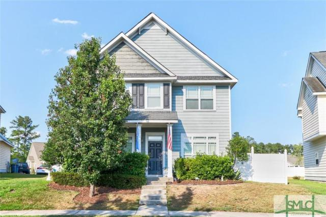 233 Clearwater Circle, Port Wentworth, GA 31407 (MLS #209459) :: The Randy Bocook Real Estate Team
