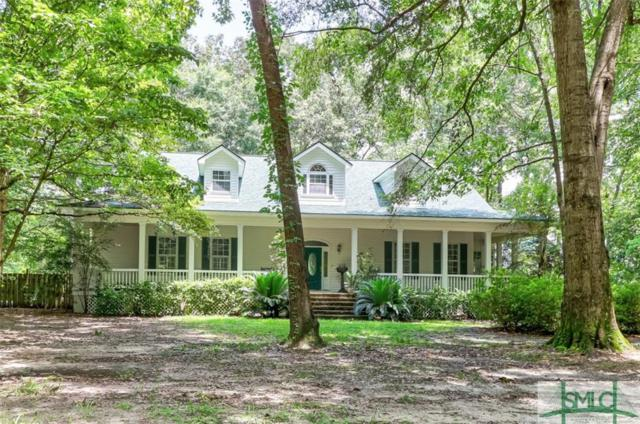 1490 Old Augusta Road, Clyo, GA 31303 (MLS #209467) :: Teresa Cowart Team