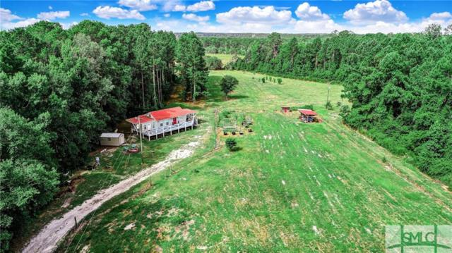 3159 Cay Creek Road, Midway, GA 31320 (MLS #209471) :: Coastal Savannah Homes