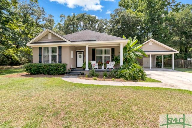 313 Old Sunbury Trail, Midway, GA 31320 (MLS #209491) :: Coastal Savannah Homes