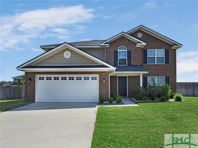 417 Manchester Court, Midway, GA 31320 (MLS #209504) :: Coastal Savannah Homes