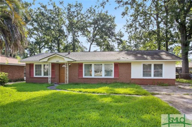 160 Azalea Avenue, Garden City, GA 31408 (MLS #209526) :: The Randy Bocook Real Estate Team