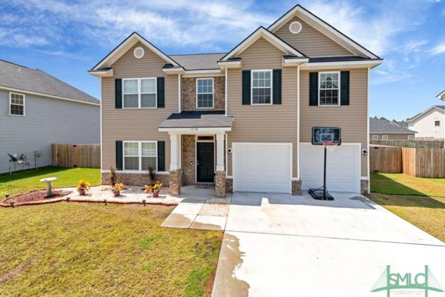 1518 Bayberry Drive, Hinesville, GA 31313 (MLS #209534) :: Teresa Cowart Team