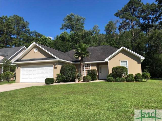 203 Henderson Oaks Drive, Savannah, GA 31419 (MLS #209540) :: Coastal Savannah Homes