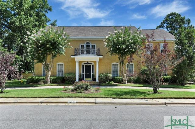 302 Wheeler Street, Savannah, GA 31405 (MLS #209549) :: Level Ten Real Estate Group