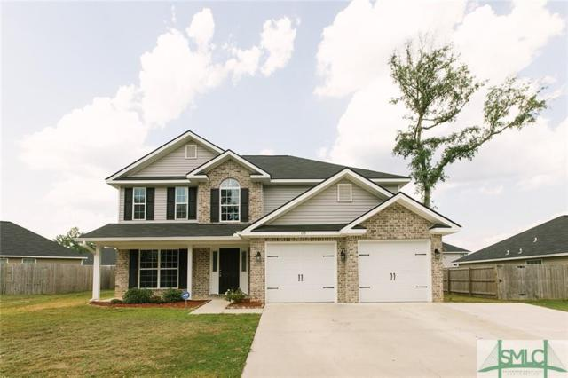 115 Drayton Court, Midway, GA 31320 (MLS #209557) :: Coastal Savannah Homes