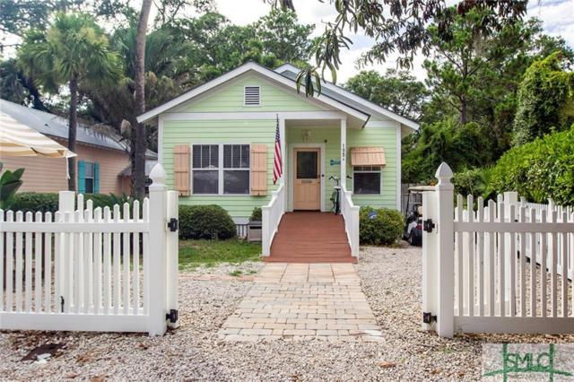 105A S Campbell Avenue, Tybee Island, GA 31328 (MLS #209593) :: McIntosh Realty Team