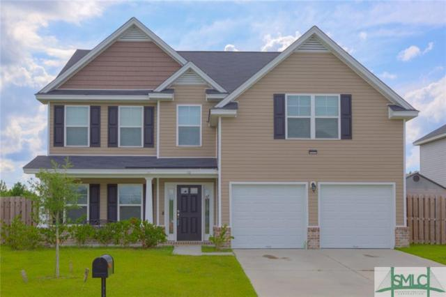 125 Miller Park Circle, Port Wentworth, GA 31407 (MLS #209598) :: The Arlow Real Estate Group